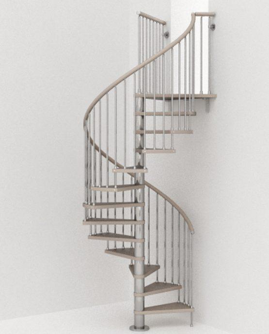 Genius Spiral 030 chrome