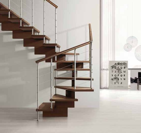 Unika 010 Linear Staircase